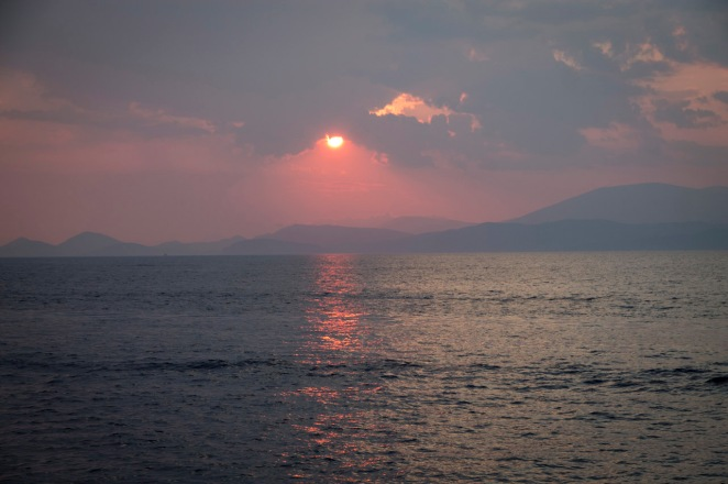Hydra, Greece, July 2014