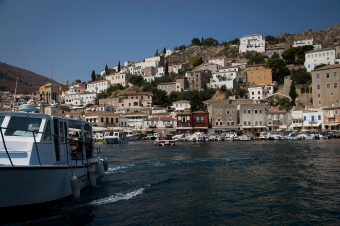 Hydra, Greece, July 2014